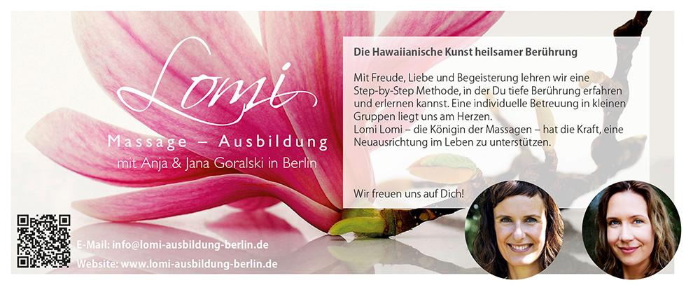 Lomi Ausbildung Berlin